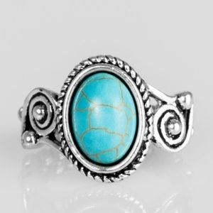 💍 5 for $25 sale! 💍 Blue Ring